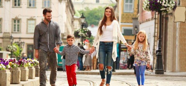 Städtetrip mit der Familie – die 5 besten Ziele in Europa!