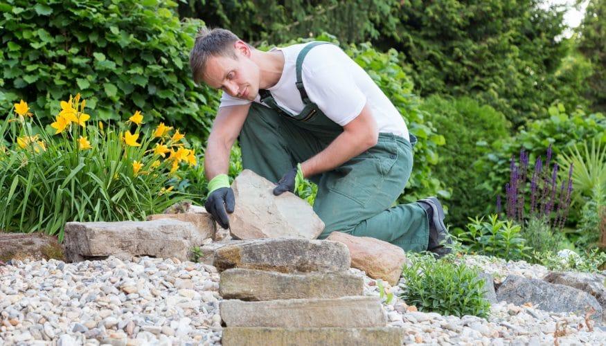 Steingarten anlegen – Tipps & Tricks