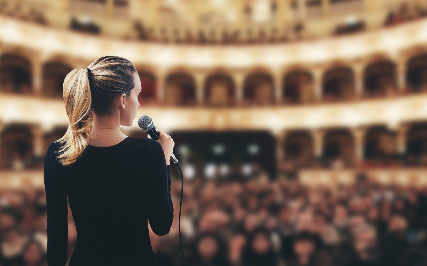 Können stotternde Menschen fehlerfrei singen?