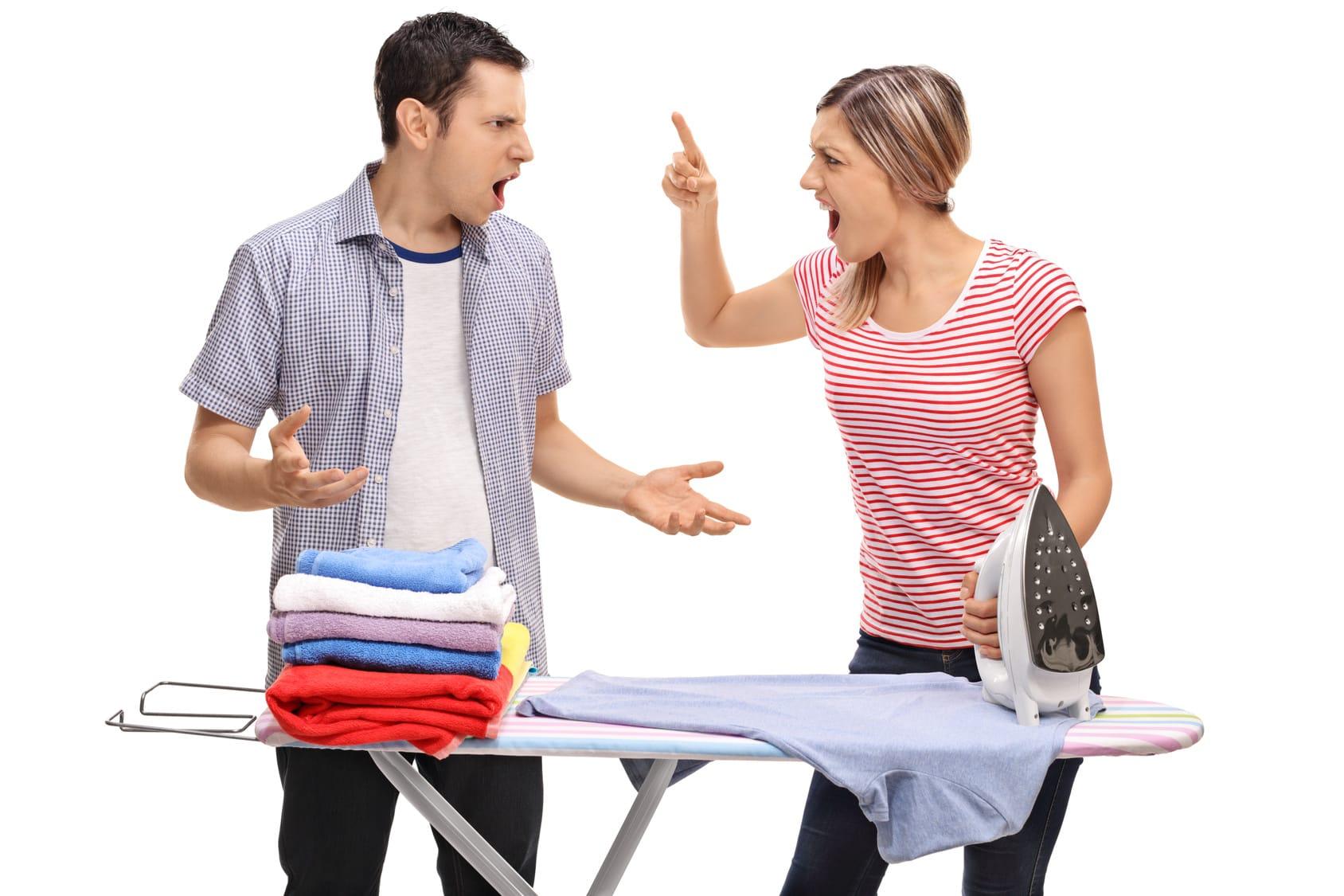 Streit um die Hausarbeit – 5 Tipps die Zoff vermeiden