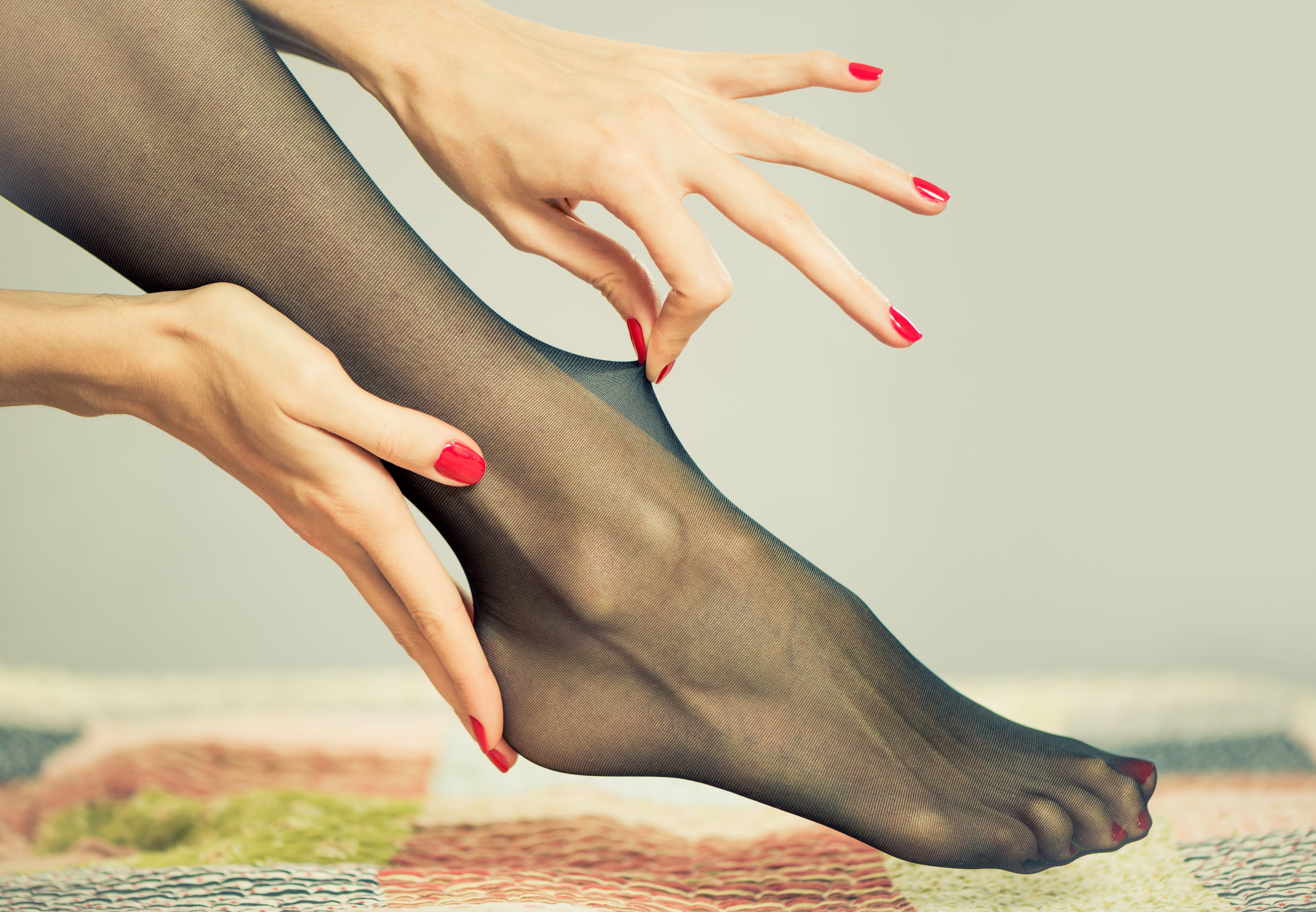 Strumpfhosen wiederverwenden – 8 Tipps
