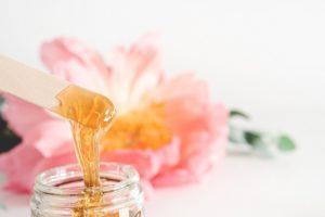 Sugaring selbst machen für empfindliche Haut.