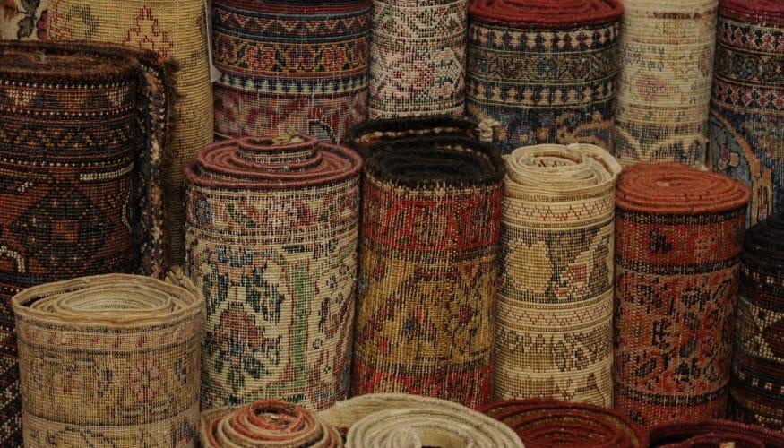 Teppich ausklopfen – 4 Tipps