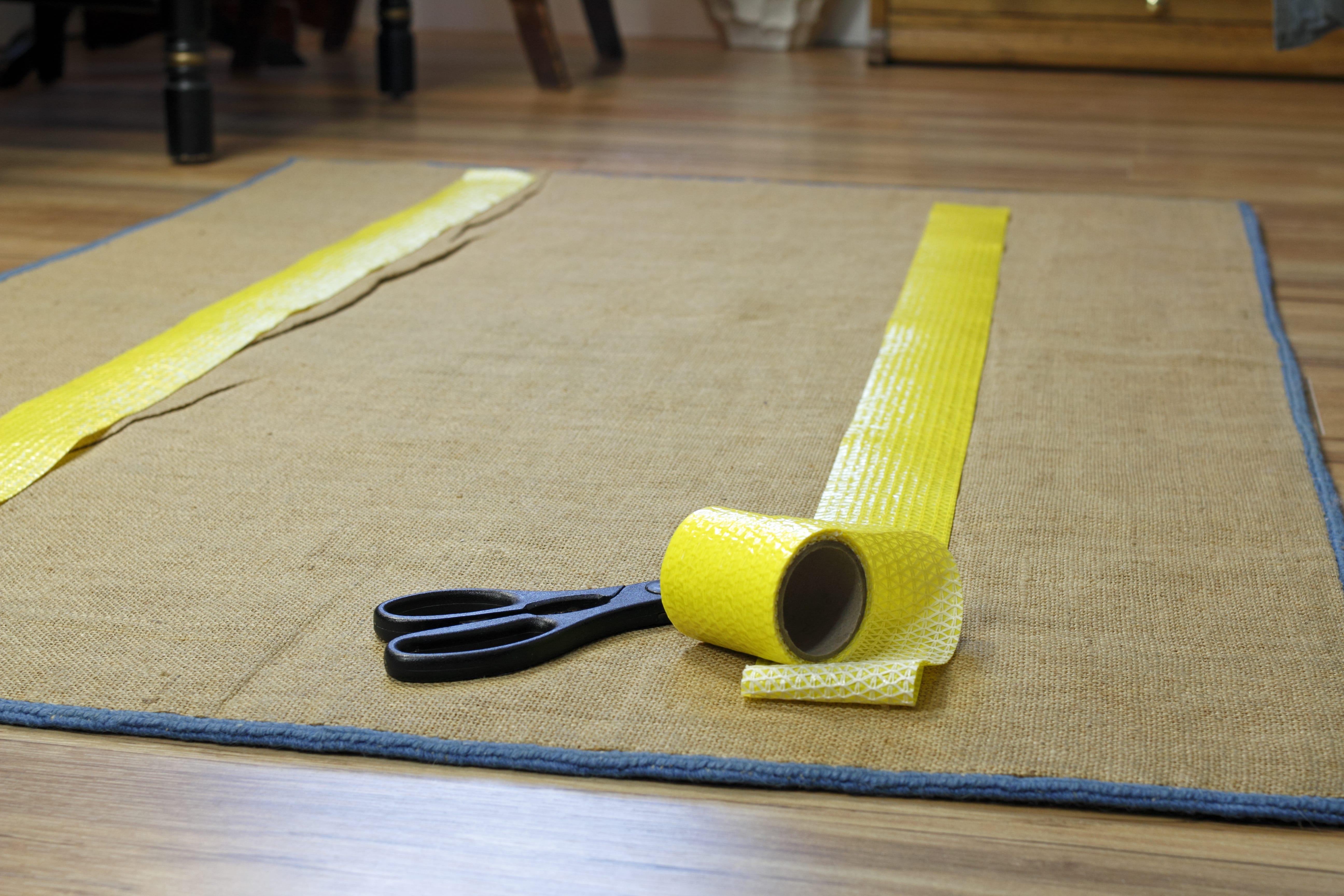 teppich rutscht 6 tipps die dagegen helfen. Black Bedroom Furniture Sets. Home Design Ideas