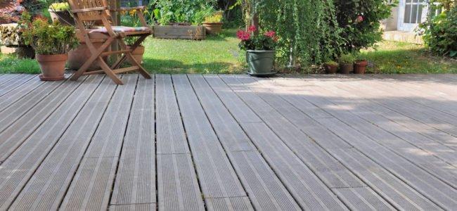 Terrasse bauen – So legen Sie Ihre Oase an