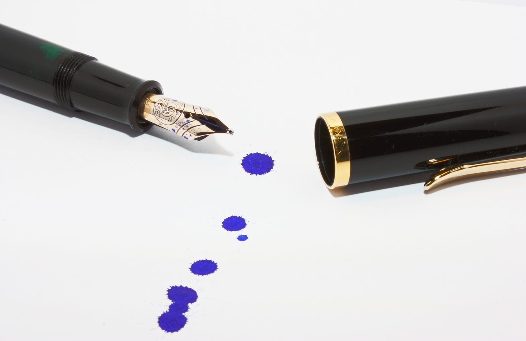 Tintenflecken entfernen – 10 Tipps & Tricks