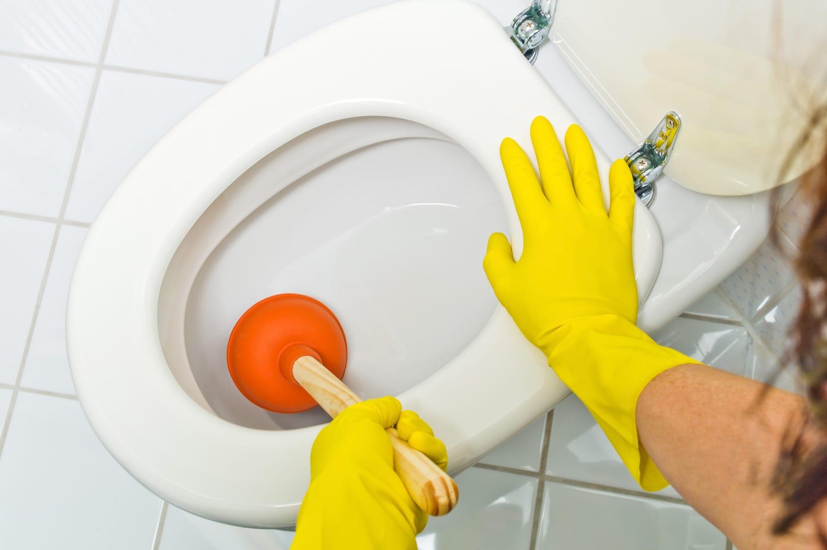 Toilette Verstopft Diese 5 Hausmittel Losen Das Problem