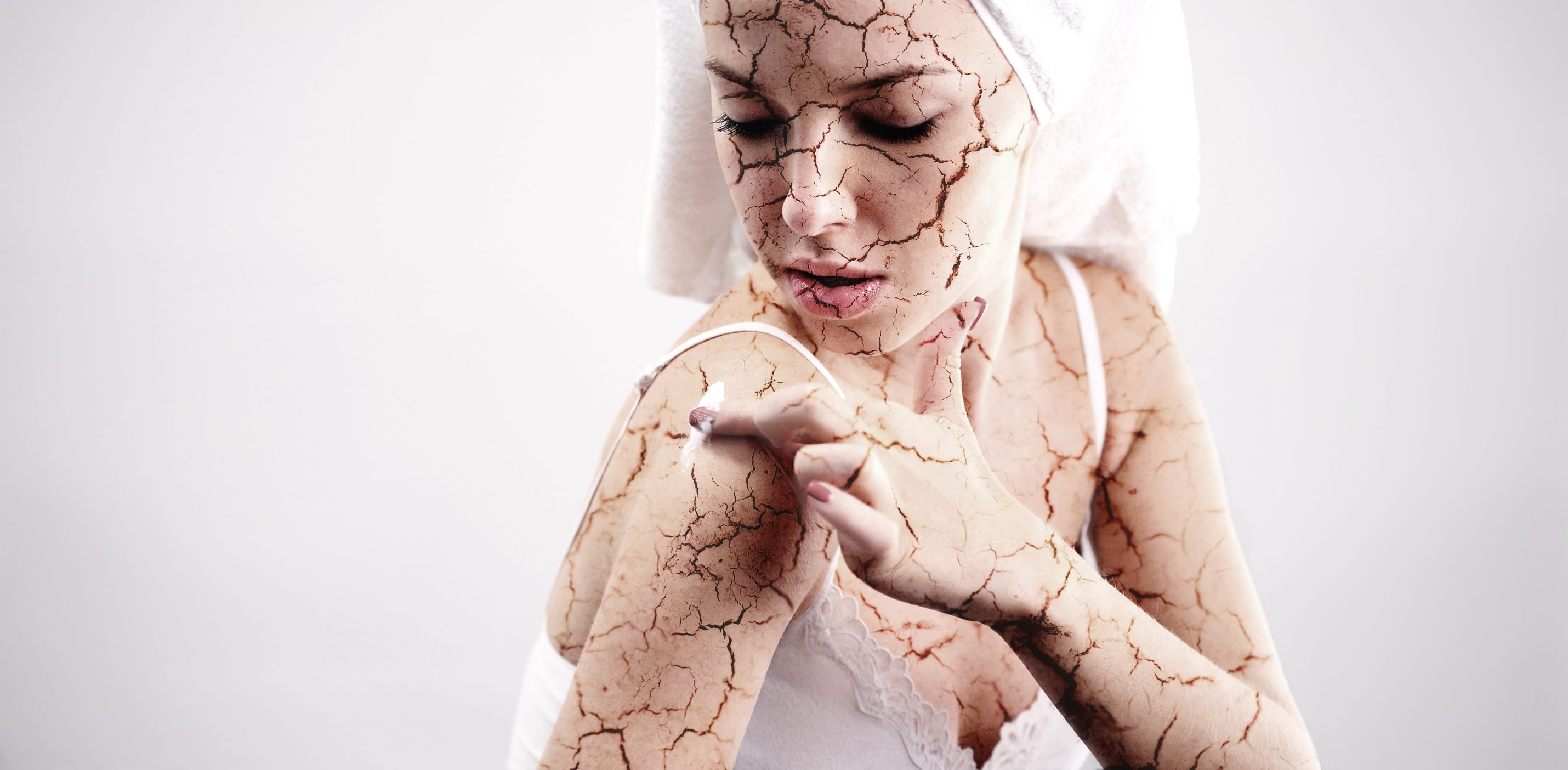 Trockene Haut – 7 Hausmittel