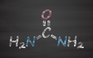 urea chemische formel