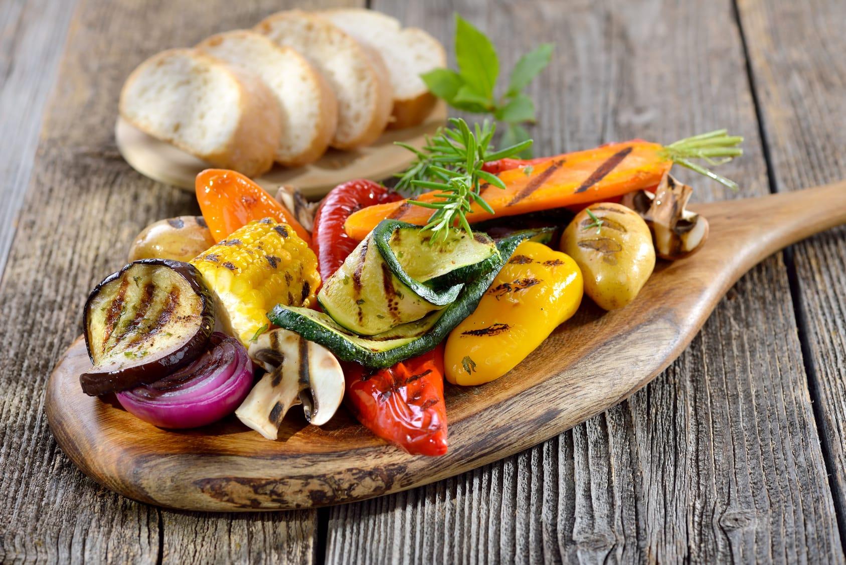 Vegetarisch Grillen – Tipps & Tricks