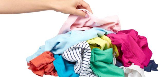 Wäsche sortieren: Mit diesem System trennen Sie Ihre Wäsche richtig