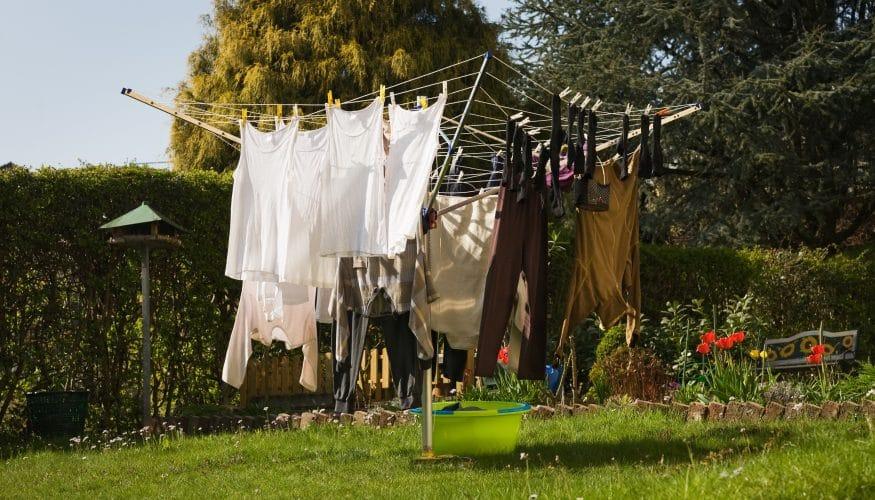 Wäsche trocknen wann und wie? – 4 Tipps
