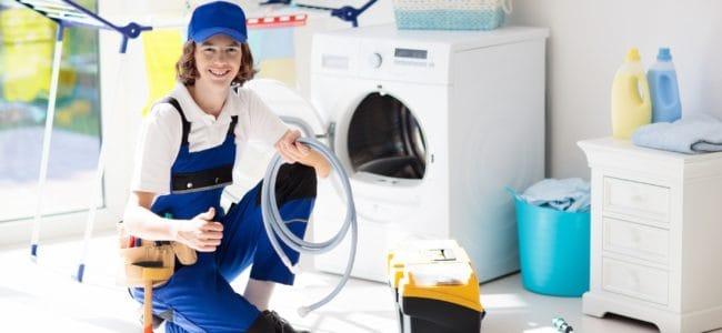 Waschmaschine läuft aus: Ursachen und Hinweise zur Reparatur