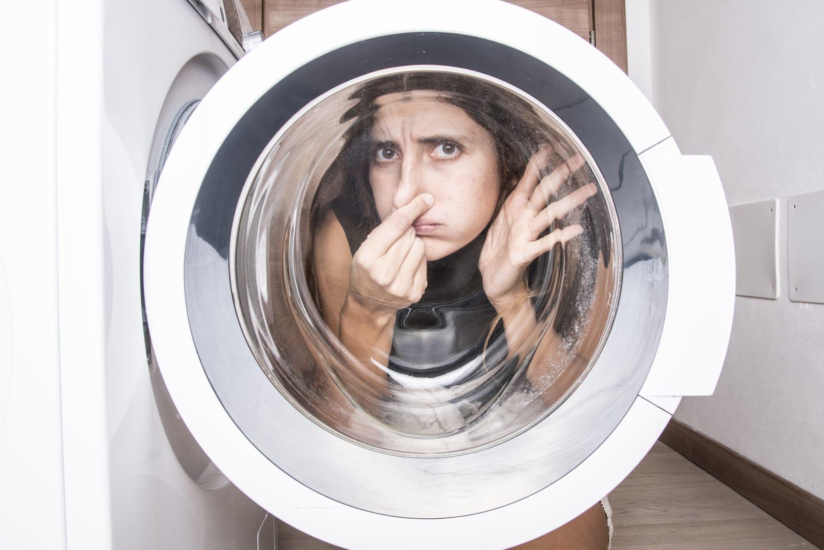 Turbo Die Waschmaschine stinkt - Das können Sie dagegen tun LE69