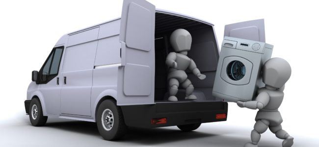 Waschmaschine transportieren: Tipps und Tricks für den Transport mit und ohne Transportsicherung