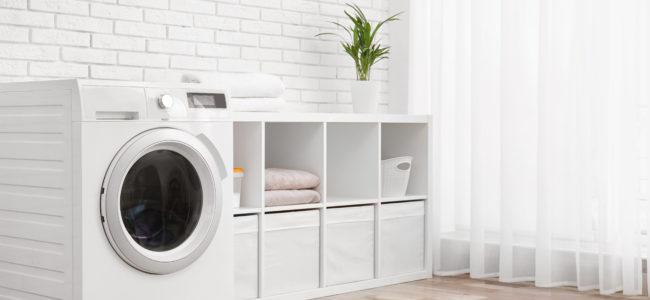 Waschmachine wandert: Ursachen und Abhilfe gegen wandernde Maschinen