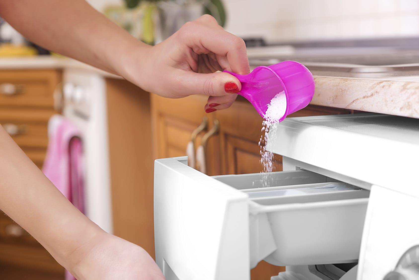 Waschmittel dosieren – So machen Sie es richtig