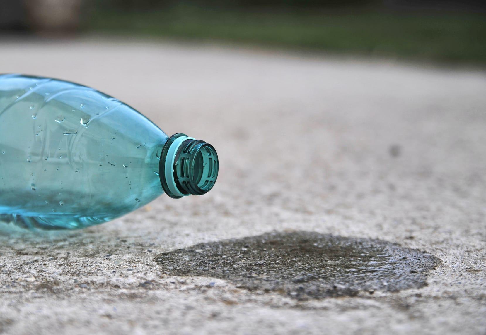 Wasserflecken entfernen – 10 Tipps & Tricks