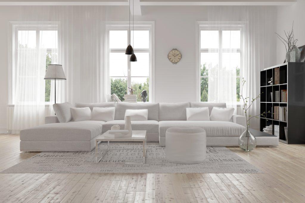 Weiße Möbel kombinieren: mit diesen 5 Ideen klappt\'s ...