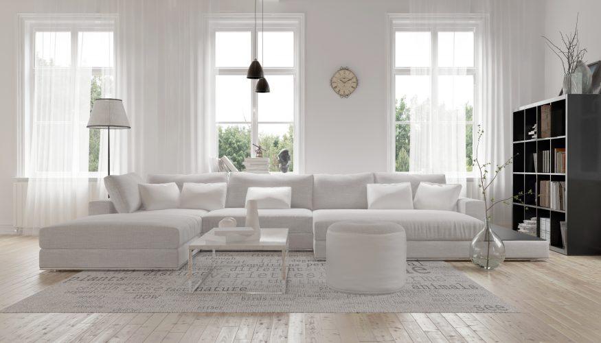 Weiße Möbel kombinieren: mit diesen 5 Ideen klappt's!