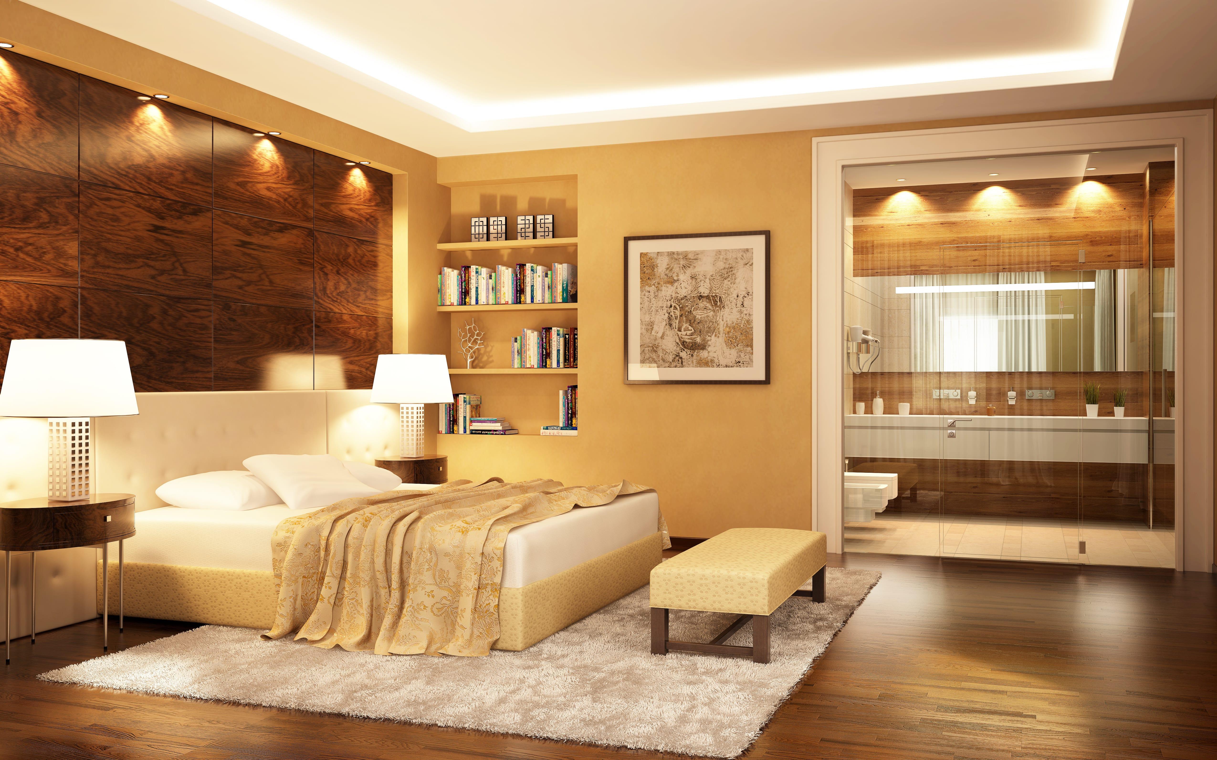 wie sie mit licht und farbe jede wohnung gem tlicher machen. Black Bedroom Furniture Sets. Home Design Ideas