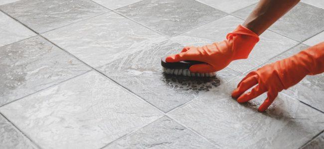 Zementschleier entfernen: Betonschleier richtig und restlos beseitigen