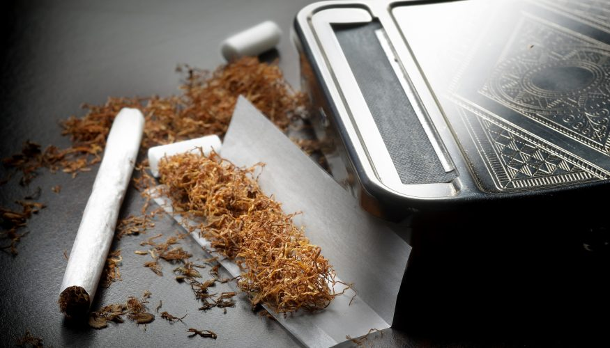Zigarette gegessen – Kann ein Kleinkind daran sterben?